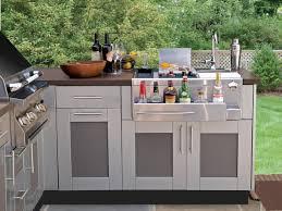 Brown Jordan Outdoor Kitchens Contemporary Kitchen Best Design For Outdoor Kitchen Cabinets