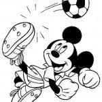 Mickey Mouse Kleurplaten De Beste Kleurplaten