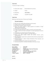 Safety Manager Resume Fire Manager Resume Professional Services Director Resume Safety