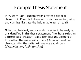 english begin catcher in the rye thesis and outline for poetry  example thesis statement in a worn path eudora welty creates a fictional character in phoenix