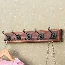 wooden hangers ikea wall hangers coat rack creative wall hanger hook wall hanging wooden porch retro