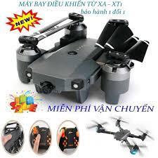 Flycam XT-1 Máy Bay Điều Khiển Từ Xa Kết Nối Wifi Quay Phim Chụp Ảnh Full HD  720P Bảo Hành 1 Đổi 1 - Thiết bị quay phim