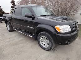 2006 Toyota Tundra Crew Limited V8 4WD – Leather – Loaded ...