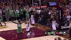 Avery Bradley Game Winner vs. Cavs ...