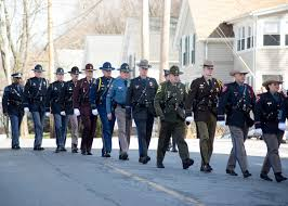 Thomas Clardy funeral: Laughter, tears as family and friends remember  fallen Mass. State Trooper - masslive.com