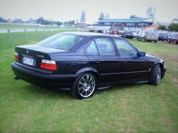 Smooth Operator: BMW E36 323i Executive - Carligious