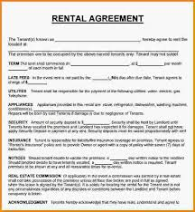 Leasing Agreement Sample Enchanting Pin By Home Ideas On Template Pinterest Rental Agreement