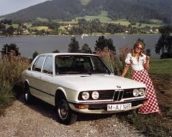History of the BMW 5 Series