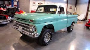 SOLD 1966 K-10 100% Matching Numbers For Sale, Passing Lane Motors ...