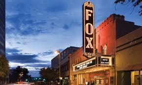 Fabulous Fox Theater Atlanta Seating Chart Atlantas Fabulous Fox Theatre Seat Map And Venue