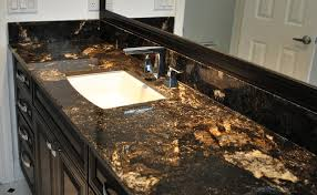 snowfall granite kitchen countertops
