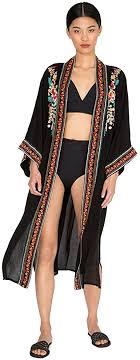 NFASHIONSO Women's <b>Fashion Geometry</b> Print Cover ups Tunic ...