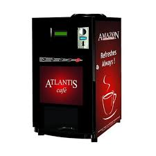 How To Operate Coffee Vending Machine Amazing Atlantis Coin Operated Coffee Vending Machine Rs 48 Unit ID