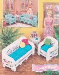free crochet patterns crochet barbie doll furniture pattern barbie doll furniture patterns