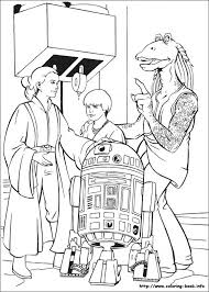 Small Picture 105 best coloring star wars images on Pinterest Adult coloring