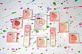 Too Faced Love Light Highlighter Debenhams Too Faced Peaches And Cream Collection Launches At Debenhams
