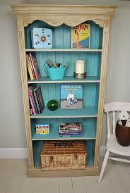 shabby chic furniture colors. lovely beige shabby chic bookshelves design with blue color accent made of wood white chair furniture colors