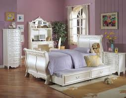 Little Girls Bedroom Sets Bedroom Perfect White Girls Bedroom Sets Including Trundle Bed