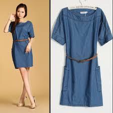 23 Elegant Blue Jean Dresses Womens Dresses Playzoa Com