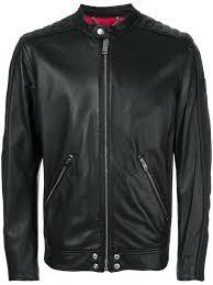 sel l quad leather jacket