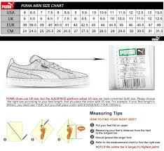Puma Tracksuit Size Guide Come Take A Walk