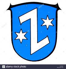 Wappen/Embleme, Rüsselsheim, Stadtwappen, Rheinland-Pfalz ...