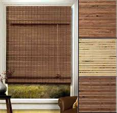 bamboo roll up shade outdoor blinds style selections installation