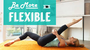 inflexible. stretches for the inflexible - get flexible right way