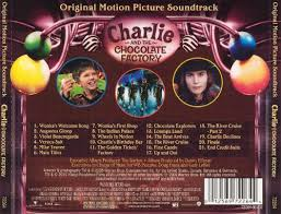 charlie and the chocolate factory original motion picture   charlie and the chocolate factory original motion picture soundtrack