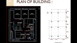 Design Of G 3 Rcc Building Analysis And Design Of G 1 Building On Staad Pro Ppt