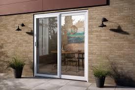 6500 patio door exterior