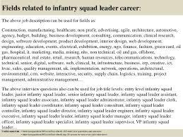 Amazing Infantry Job Description Resume Pictures - Simple resume .