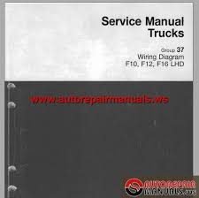 volvo truck f10 f12 f16 1998 service manual auto repair manual more the random threads same category volvo d13 mack mp8 parts manual help · volvo truck