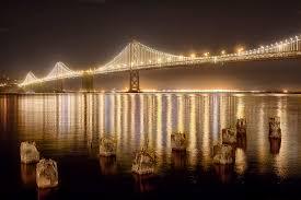Bay Bridge Lights Project Our Digital Mind Bay Bridge Lights
