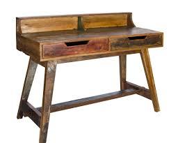kruger reclaimed wood writing desk