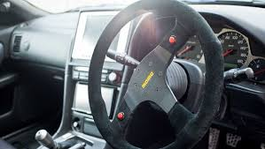 nissan skyline 2 fast 2 furious interior. momo alcantara steering wheel and interior of the nissan gtr r34 picture courtesy skyline 2 fast furious