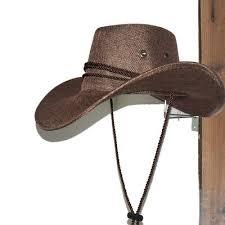 cowboy hat rack hat saver hanger