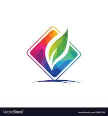 Natural Products Logo Design Organic Leaf Logo Design Natural Products Logo