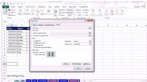 Copy Page Excel Magic Trick 1049 Copy Page Setup From One Sheet To Another