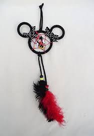 Minnie Mouse Dream Catcher Enchanting Amazon Disney Minnie Mouse Dreamcatchersmall Handmade