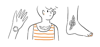 how to make your own temporary tattoo