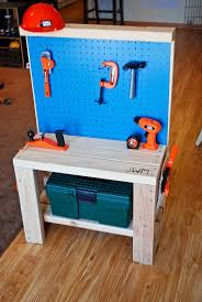 From Mommau0027s Fun World Woodworking Table Great Idea  Things For Best Tool Bench For Toddlers