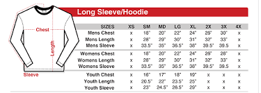 Polo Size Chart Spiritgeardirect Com