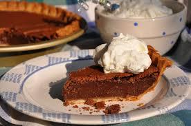 Chocolate Espresso Chess Pie from <b>Ken Haedrich</b>, Dean of ...