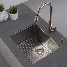 Granite Kitchen Sinks Undermount Undermount Kitchen Sinks Youll Love Wayfair