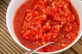 Картинки по запросу Рецепт приготовления аджики по-болгарски