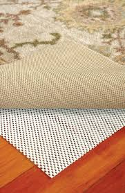 kitchen amazing decoration no slip rug pad for carpet non area rugs in popular taupe 6
