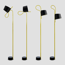 Hay Rope Trick Standaard Lamp Connox