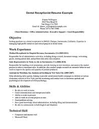 cover letter sample resume of receptionist sample resume of spa cover letter receptionist skills for resume receptionist sample xsample resume of receptionist extra medium size