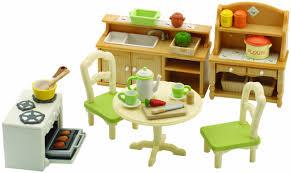 Sylvanian Families Bedroom Furniture Set Sylvanian Families Country Kitchen Set Sylvanian Families Amazon